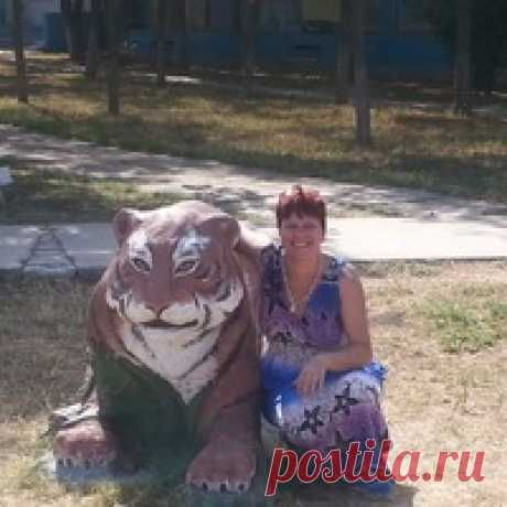 Елена Тужикова