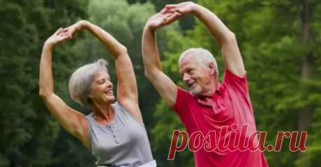 Упражнения для борьбы и профилактики остеопороза - Будь в форме! - медиаплатформа МирТесен