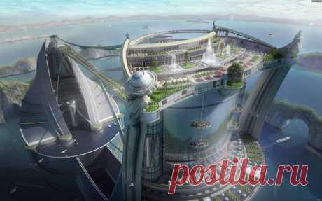 Города будущего — Наука и жизнь