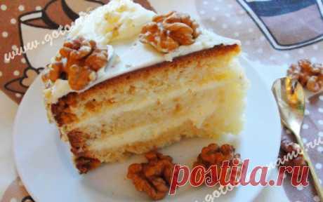 Быстрый и вкусный торт | Готовьте с нами