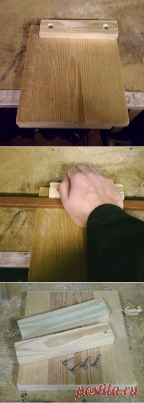 Мини-верстак своими руками — Своими руками