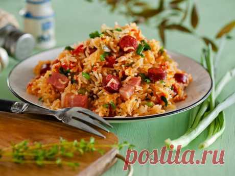 Рецепт: Джамбалайя в мультиварке | Polaris - о еде и гаджетах | Яндекс Дзен