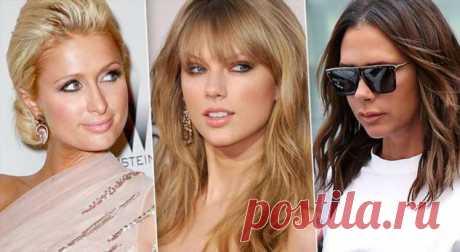 Восемь способов скрыть жидкие волосы: берем пример со звезд . Милая Я