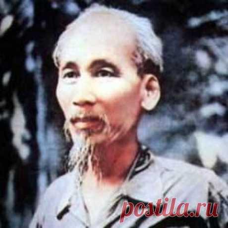 Сегодня 19 мая в 1890 году родился(ась) Хо Ши Мин-ВЬЕТНАМ