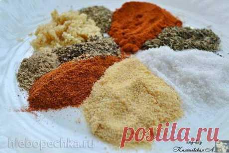 Креольская (каджунская) приправа (creole/cajun seasoning) - Хлебопечка.ру