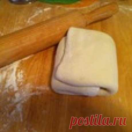 Бездрожжевое тесто на кефире Кулинарный рецепт