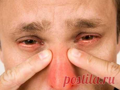 Если нос не дышит. Метод проверенный тысячами людей Точечный массаж при гайморите и синусите …