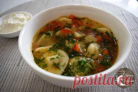 Суп с пельменями: слишком вкусно, чтобы не приготовить | Просто с Марией | Яндекс Дзен