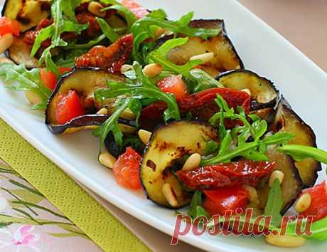 Итальянская кухня рецепты с фото салаты