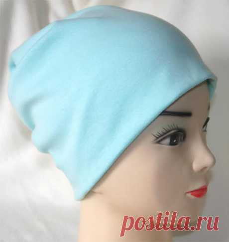 Как сшить шапку-носок из трикожата: описание и выкройки - Ladiesvenue.ru