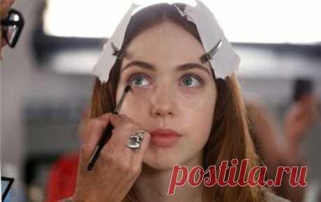 Трудности макияжа: как накраситься и не сойти с ума