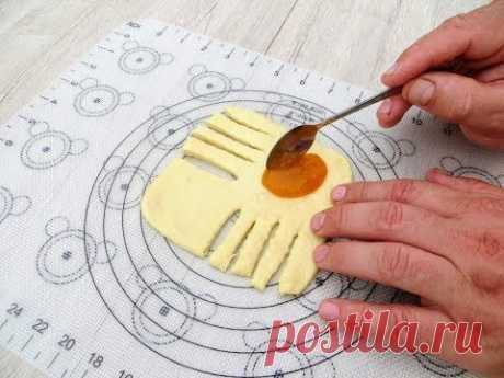 Сложно устоять когда на столе такие булочки / Невероятный способ лепки