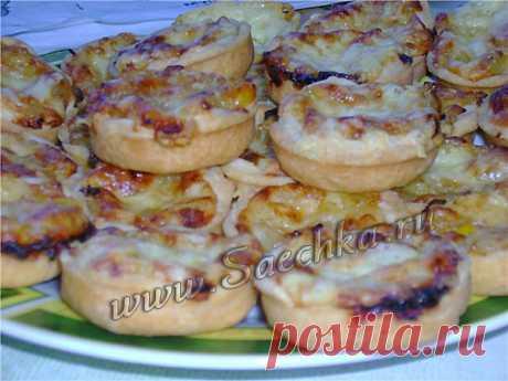 Рецепт тарталеток с брынзой - рецепт с фото Можно тарталетки с брынзой употреблять как закуску, но хорошо и на завтрак как в тёплом, так и в холодном виде.