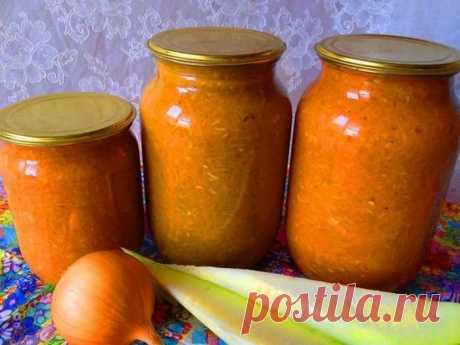 Рецепты на зиму от Юлии Высоцкой: домашние заготовки