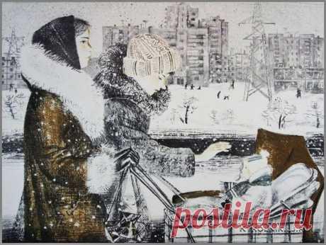 Советская жизнь в живописи - Современное искусство - медиаплатформа МирТесен