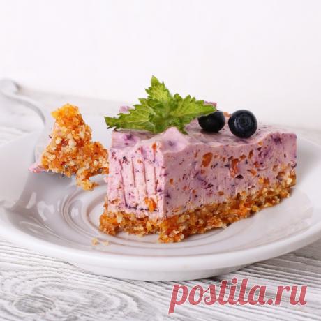 Творожный десерт без выпечки | kiwihealthy | Яндекс Дзен