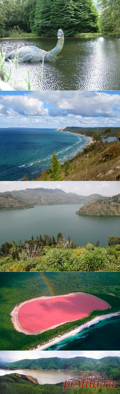 Названы озёра-УБИЙЦЫ! Искупаться в них можно только 1 раз | Все о туризме и отдыхе
