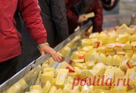 """Как понять, что перед вами не сыр, а """"сырный продукт"""" — Полезные советы"""