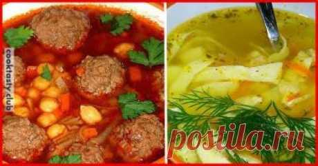 Подборка очень вкусных супов. Вкусные все! Отличная подборка очень вкусных супов. Сохраните, пригодится! Ароматный супчик с копчёной курицей и плавленным сырком Ингредиенты копчёный окорочок — 300 гр плавленный сыр — 3 стол ложи (у меня виола ) картошка — 3 шт морковь — 1 шт репчатый лук — 1 шт зелень укропа — для подачи соль и специи — по вкусу …