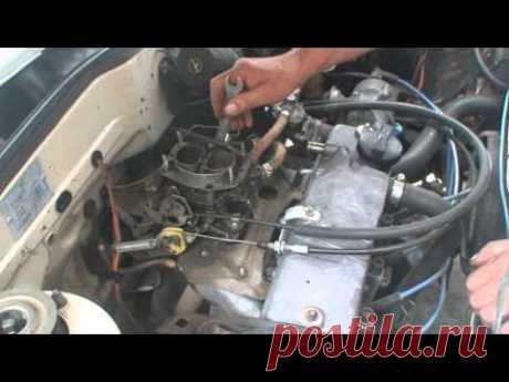 We repair Idling (An air suction)