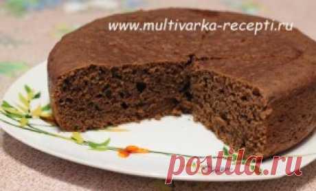 Постный пирог на рассоле в мультиварке