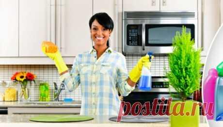 Лайфхаки полезные во время уборки дома