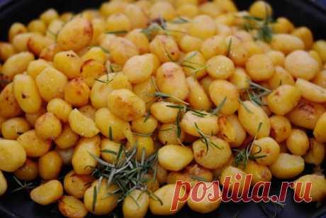 Что делать с мелкой картошкой? | Еда и кулинария