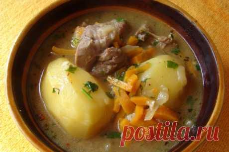 Ушное из баранины - запись пользователя luba62 (Люба) в сообществе Болталка в категории Кулинария