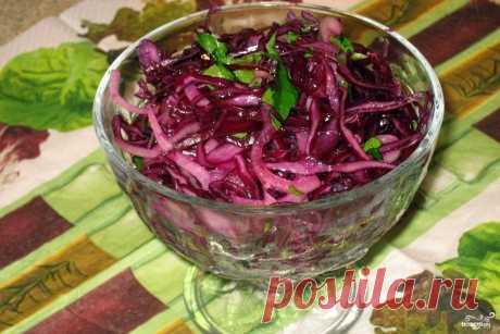 100 Вкусных салатов из овощей.