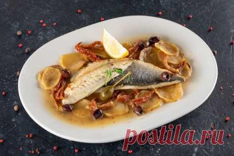 Сколько готовится рыба в духовке | Рекомендательная система Пульс Mail.ru
