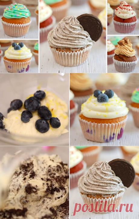 Как сделать кексы для кенди бара