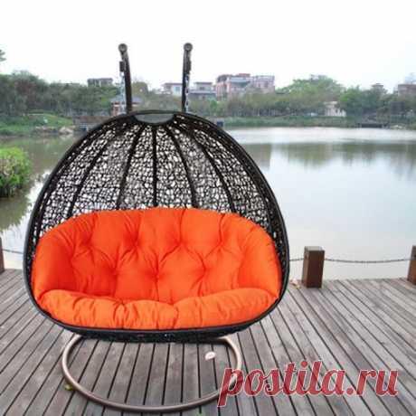 Купить подвесное кресло корзину в Украине