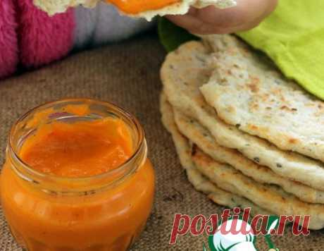 Соус из тыквы с овощами - кулинарный рецепт