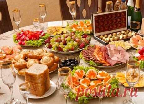 Простой рецепт бутербродов для новогоднего стола | Анатолий К | Яндекс Дзен