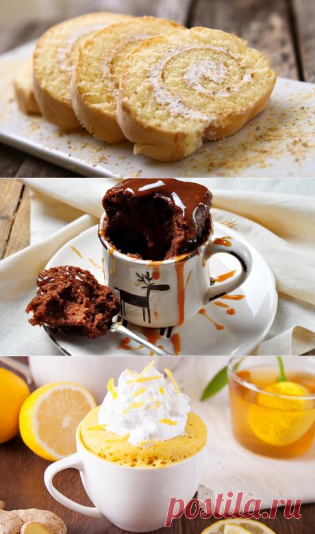 Лучшие рецепты домашней выпечки за 15 минут