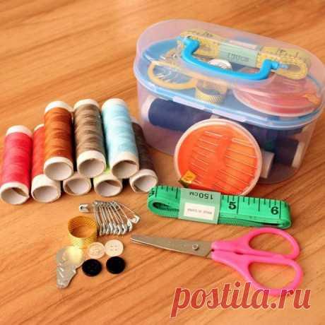 Чем можно заменить швейные инструменты