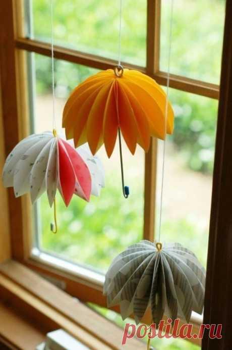 Раскрасим серые осенние дни яркими красками