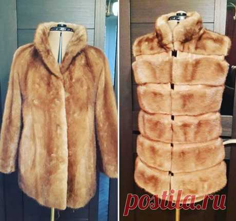 What it is possible to make of an old fur coat? 12 bright and practical ideas — BurdaStyle.ru