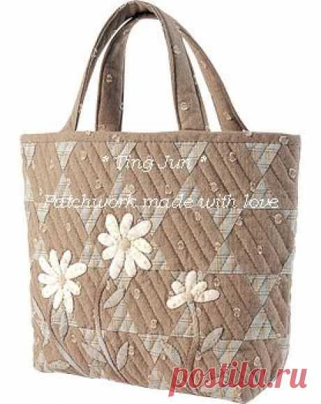 Шьем летнюю сумку своими руками. Идеи летних сумок с выкройками.