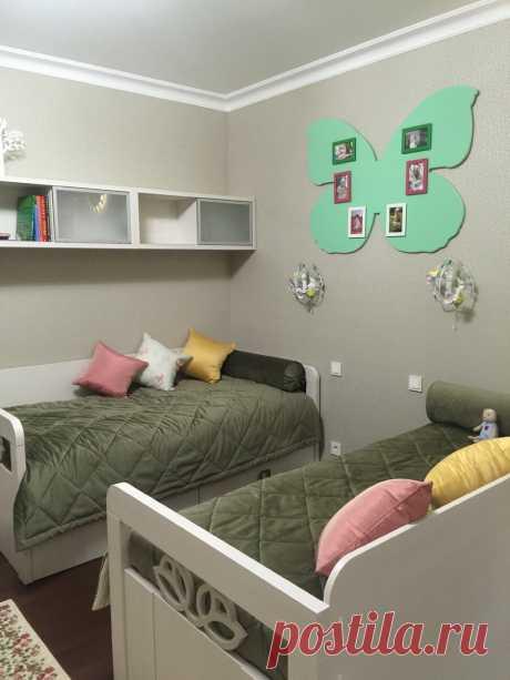 Детская комната: как не ошибиться с цветом мебели
