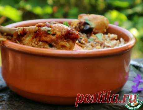 Курица с рисом – кулинарный рецепт