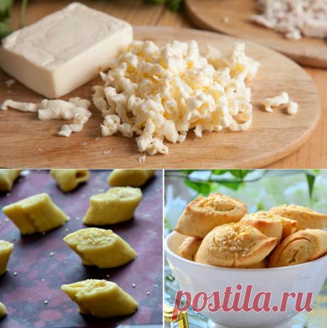 Оказывается, из плавленого сыра можно приготовить такую вкуснятину
