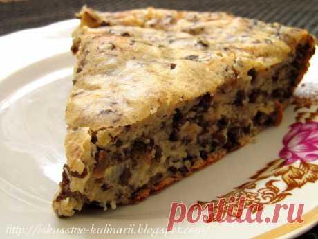 Постигая искусство кулинарии... : Быстрый и универсальный закусочный пирог