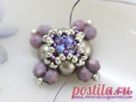 amazing beads and style-good idea More on page ! Bead Tutorial