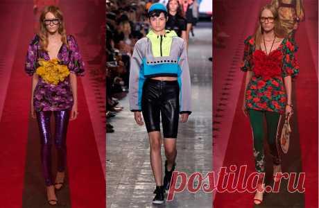 5 главных тенденций 2017 года   Мода   Тенденции   VOGUE