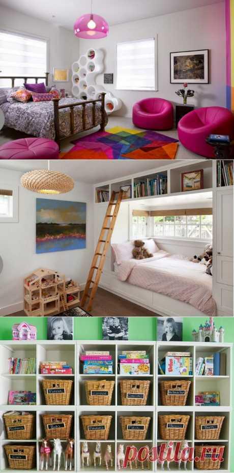 (+1) тема - Идея для детских и подростковых комнат | МОЙ ДОМ