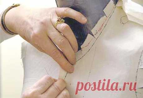 Приемы и виды конструктивного моделирования швейных изделий