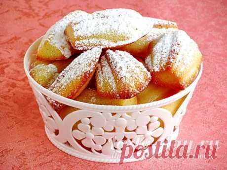 Бисквитные пирожные рецепт с фото в домашних условиях