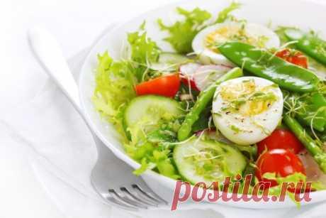Рецепт жиросжигающего салата для похудения №22 | Похудение и стройная фигура | Яндекс Дзен