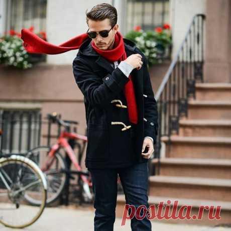 Мужская верхняя зимняя одежда, что стоит учитывать при выборе